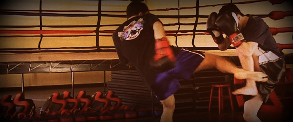 Kickboxing Self-Defense