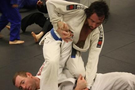How to be a Jiu Jitsu Fighter in Portland