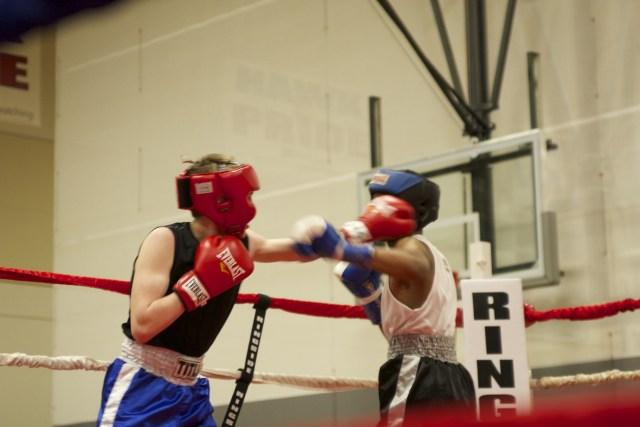 Boxing Stamina