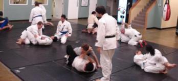 Gracie Jiu Jitsu classes in portland