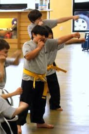 Child wants to quit martial arts
