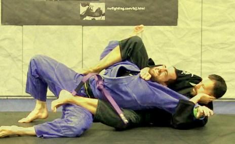 Jiu jitsu the Best Self-Defense