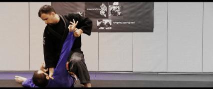 Jiu jitsu school in Portland