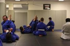 BJJ training partners in Portland