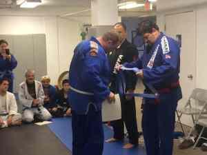 Jiu Jitsu Testing with Rigan Machado