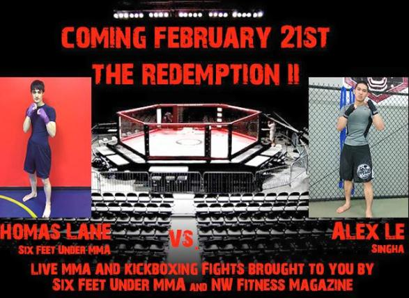 The Redemption 2 MMA & Kickboxing
