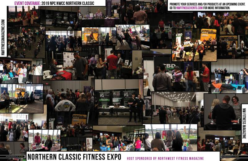 Northern Classic Fitness Expo