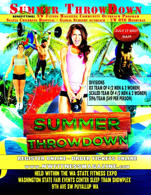 Summer Throwdown