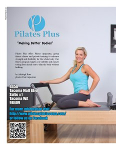"""""""Making Better Bodies"""" Pilates Plus by Ashleigh Rose"""