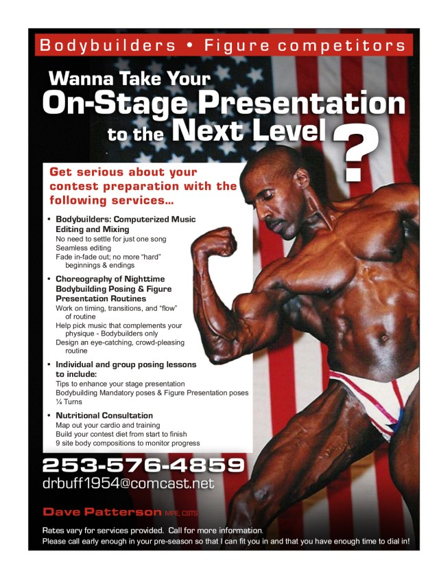 Wanna Take Your  On-stage presentation to the next level