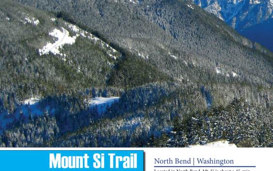 NW Fitness Magazine Mount Si Trail-Hike of the Month by-Daniel Lupastean