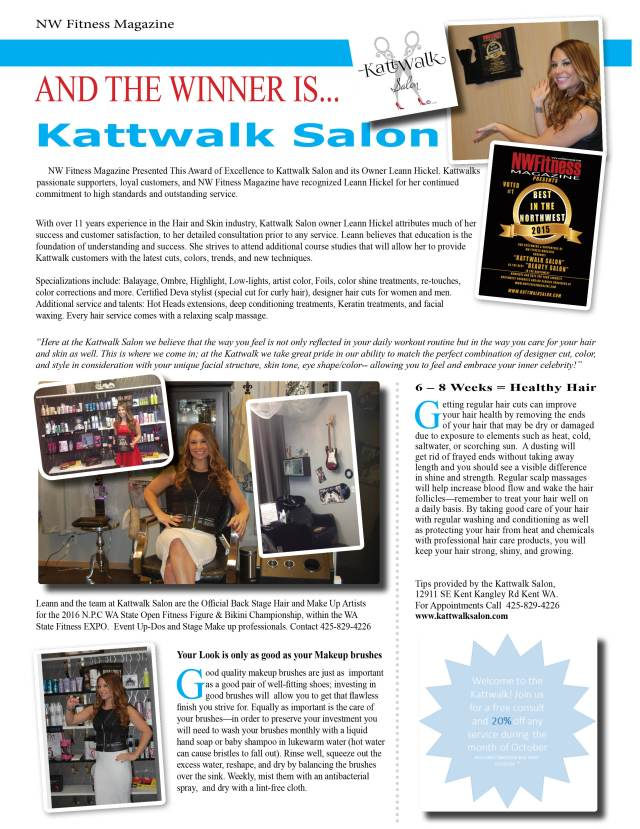 Kattwalk Salon