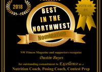 Dustin Buyes – NW Fitness Magazines Best in the NW