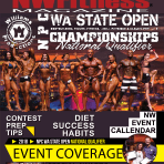 NW Fitness Mag 10 qty Nov print – plus 12 mo digital & printed subscription
