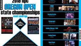 2019 N.P.C Oregon State Open Contest Coverage – NW Fitness Magazine