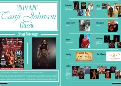 2019 N.P.C Tanji Johnson Classic Contest Coverage – NW Fitness Magazine