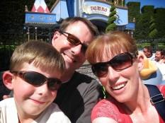 Companions at Disneyland