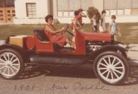 Grandma and the Model T