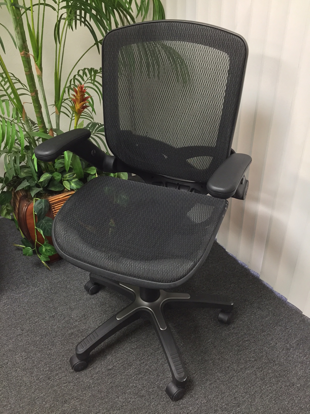Bayside Office Chair Bayside Mesh Back Task Chair 8388 New And Used Office