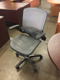 Grey Mesh Bayside Task Chair  New and Used Office ...