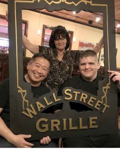 Owner of Wall Street Grill