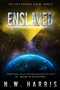 Ebook - Enslaved