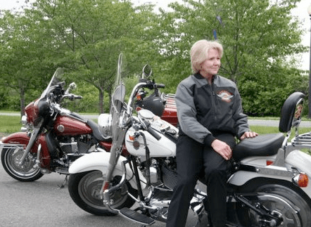 Mary Peters Discusses Motorcycle Safety
