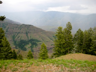Hells Canyon Lookout