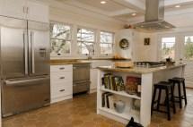 Craftsman Style Home Kitchen