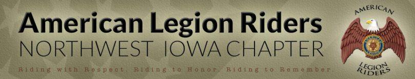 Northwest Iowa American Legion Riders