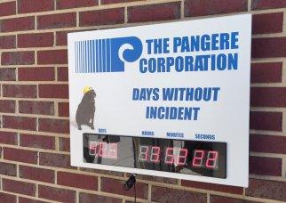 Pangere Safety Clock