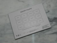 The back of the palette