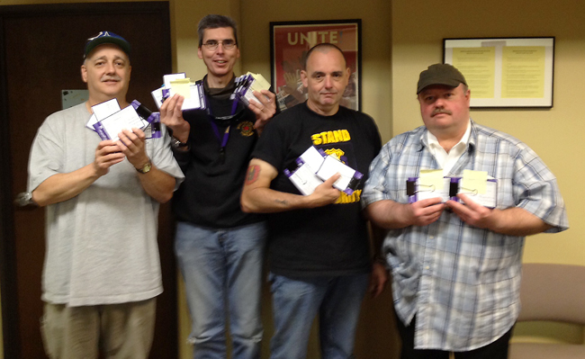 Major Union Win 500 Portland Security Officers Join SEIU