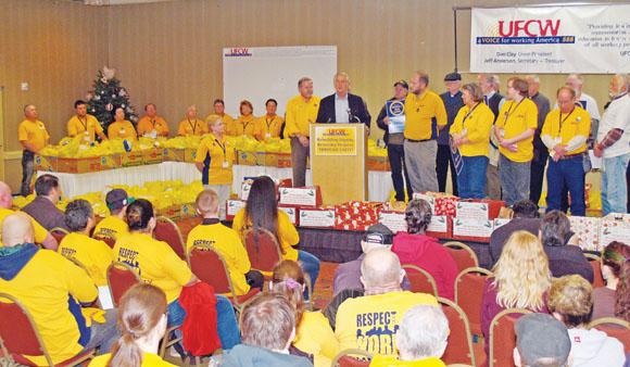 UFCW Local 555: Safeway/Albertsons organizing drive brings