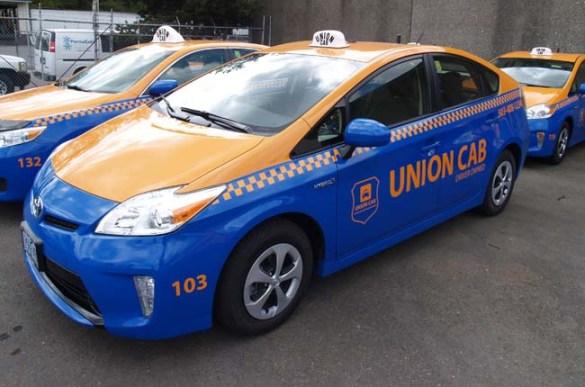 Union Cab launch