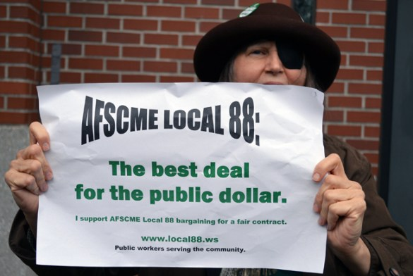 AFSCME: Best Deal for the public dollar