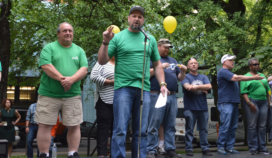 Drawn-out bargaining at City of Portland