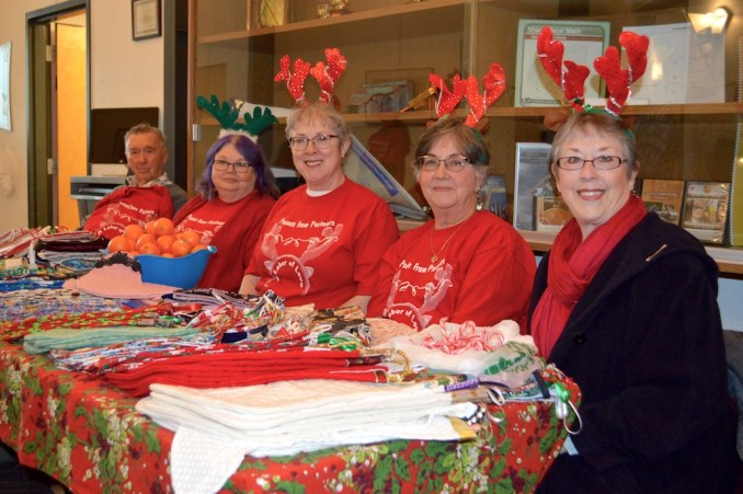 Presents For Partners Multiple Unions Come Together For A