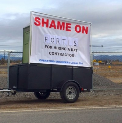 Shame On Fortis Or Should It Be Shame On Facebook