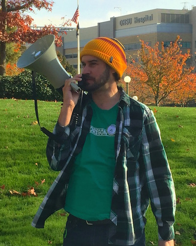 Reversing course, OHSU agrees to recognize grad student union