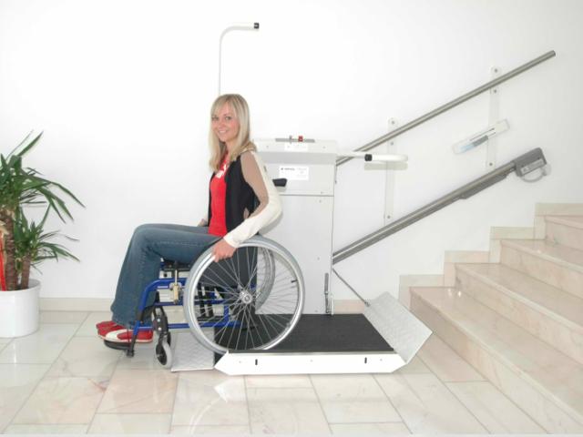 Wheelchair Lift WA  Platform  Inclined Lifts Washington