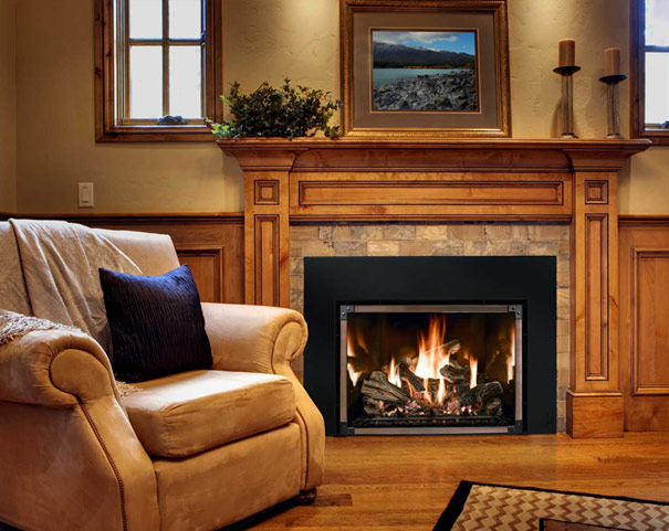 Mendota Gas Fireplaces Arlington Heights  Chicago IL  Northwest Metalcraft