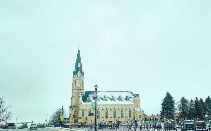 Church in St Michael MN