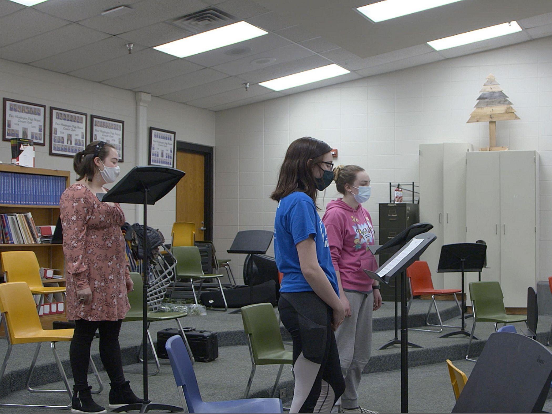 NWMHS Choir