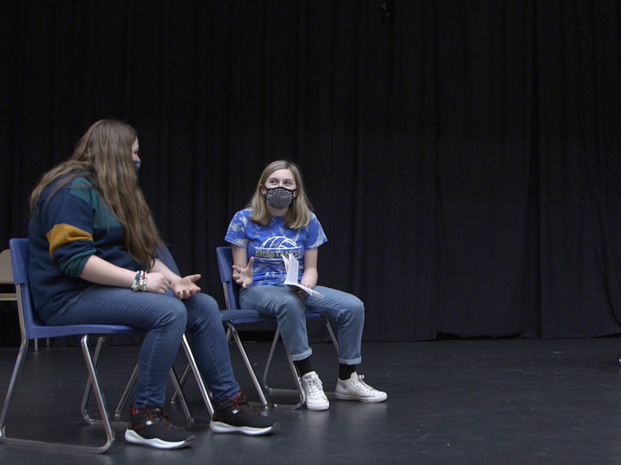 NWMHS Theatre Class