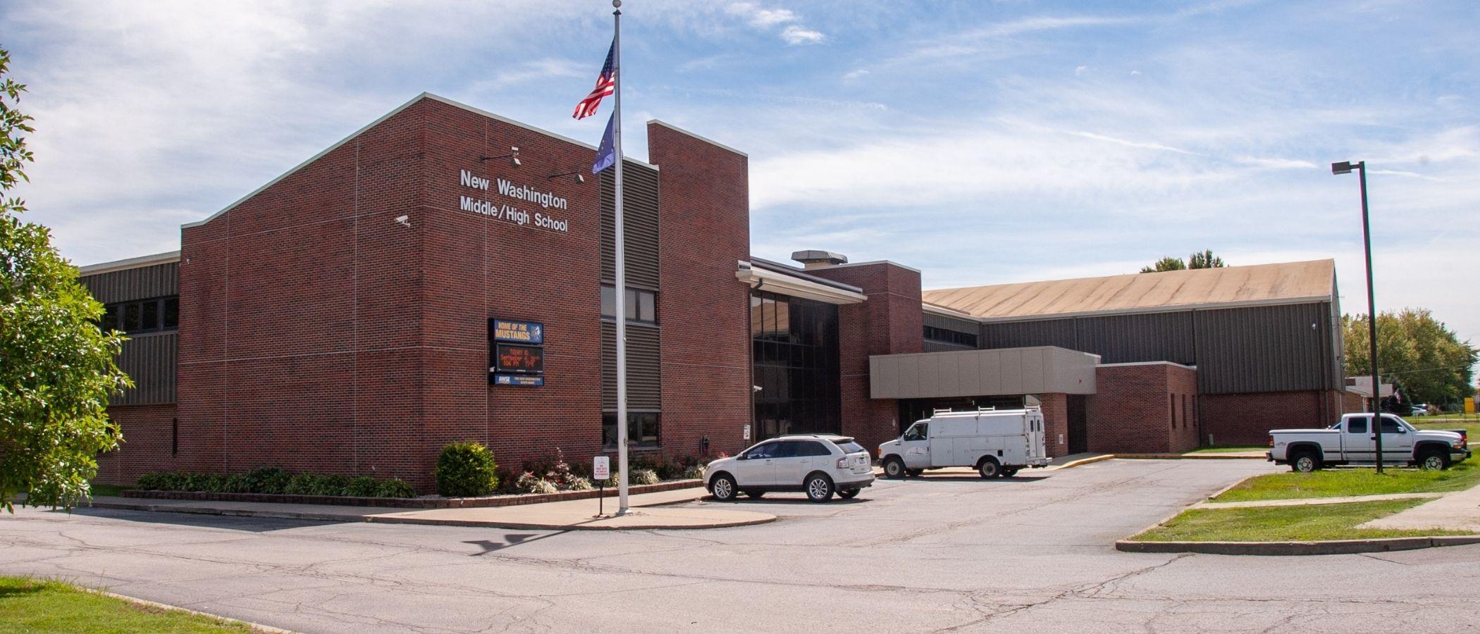 NWMHS Exterior Building