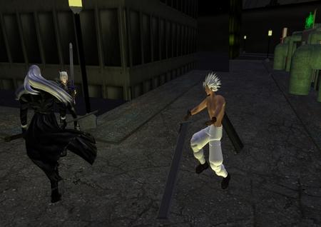 Wanders_and_arashi_fight