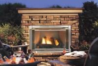 Heat & Glo Dakota Outdoor Gas Fireplace | Outdoor Living ...