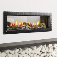 Heat & Glo MEZZO Gas Fireplace | Zero Clearance Fireplace ...