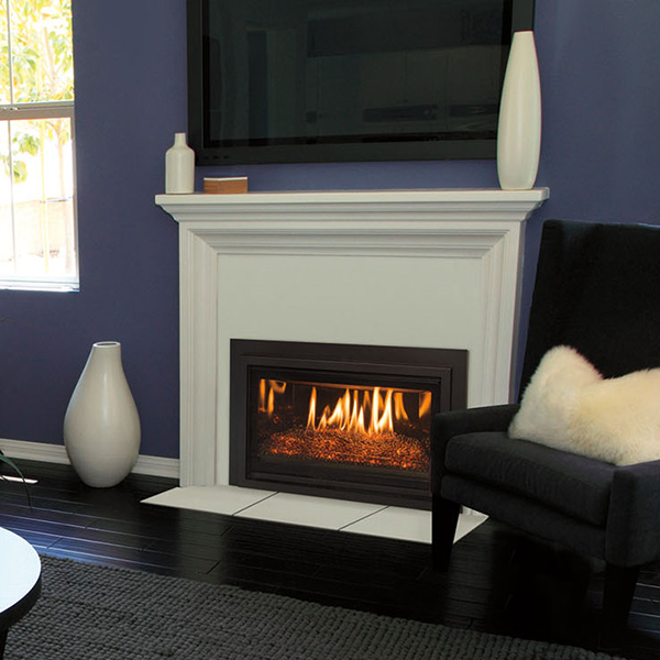 Kozy Heat Chaska Inserts  Portland Gas Fireplace  NW Natural